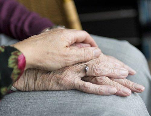 Polnische Pflegekraft –  außergewöhnliche Belastung